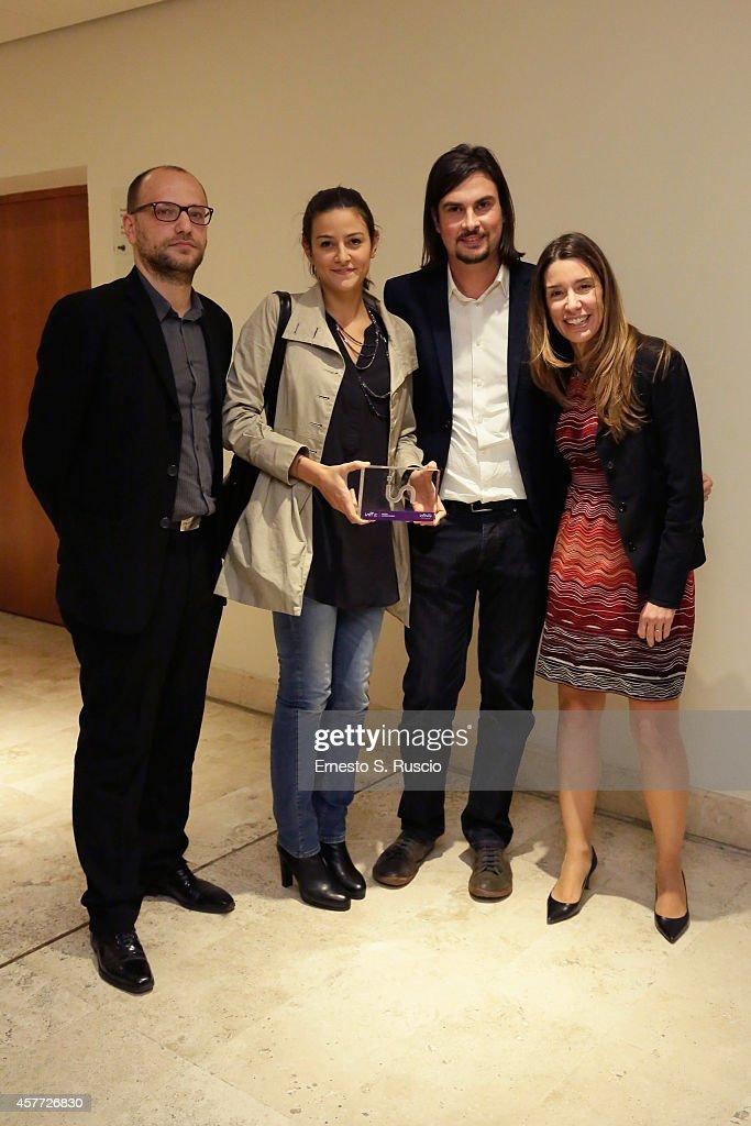 Infinity Award - The 9th Rome Film Festival : ニュース写真