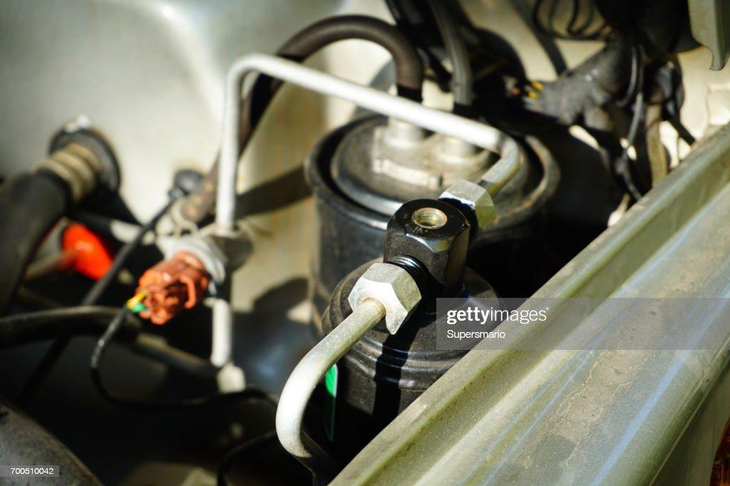 Receiver / dryer : Stock Photo
