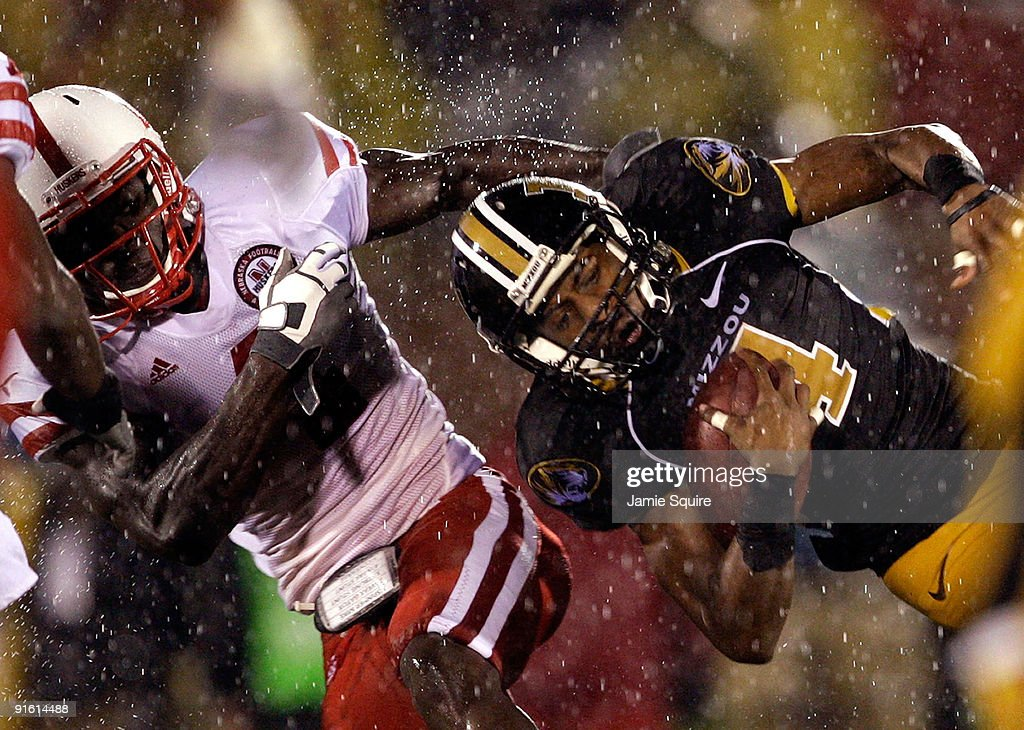 Nebraska v Missouri : News Photo