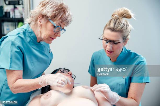 Receiving a Medical Tattoo