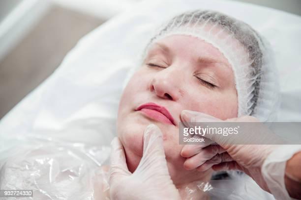 Receiving a Medical Treatment