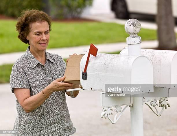 Sie erhalten ein package