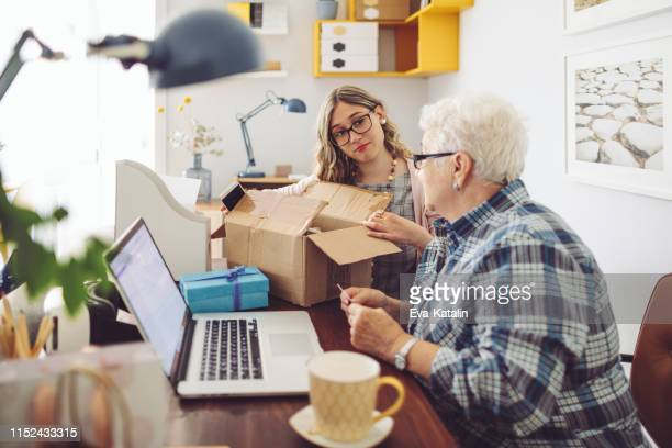 receiving the wrong package - spoil system stock pictures, royalty-free photos & images