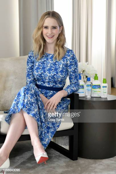 Recently announced Cetaphil spokesperson, Rachel Brosnahan, joins the award-winning skincare brand at the New York EDITION Hotel on June 10, 2019 in...