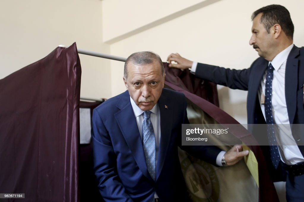 Turkey Goes To The Polls In Close Run Election