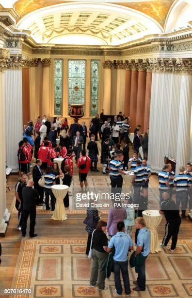 Reception at the Signet Library Edinburgh