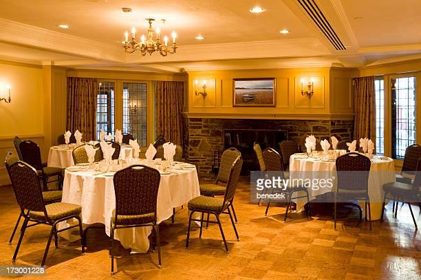 Reception Dinner, Restaurant