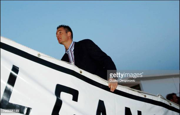 Reception on the 'Sebastian El Cano' at Palma Arrival of Inaki Urdangarin