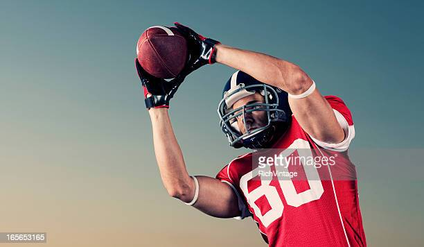 reception - reception american football stock pictures, royalty-free photos & images