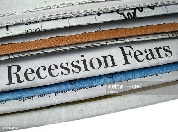 recession fears - recession stock pictures, royalty-free photos & images