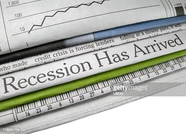 Recession has Arrived