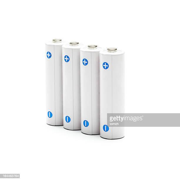 Batería recargable AA