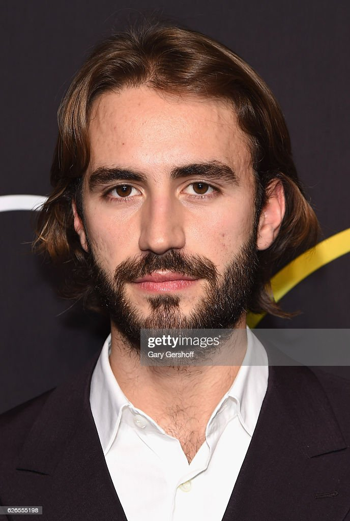 Recipient of the Emerging Talent award, Nicolo Beretta attends the 30th FN Achievement awards at IAC Headquarters on November 29, 2016 in New York City.