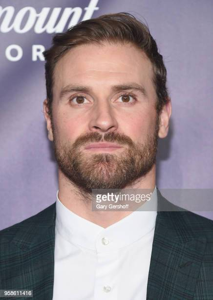 Recipient of The Special Achievement Award Best Athlete Philadelphia Eagles Chris Long attends the 22nd Annual Webby Awards at Cipriani Wall Street...