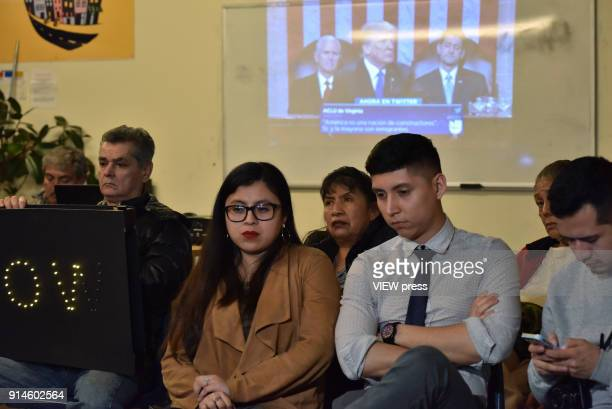 DACA recipients and Dreamers Yatziri Tovar25 student of Political Sciences at City College and Anthony Alarcon student of Studies Film' turn theirs...