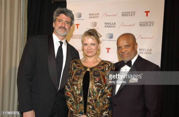 Recipients of the 2006 Rick Weiss Humanitarian Awards Johnathan Shestack Portia Iversen Founders of Cure Autism Now and Berry Gordy Presented by the...