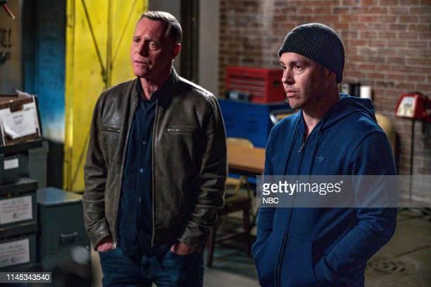 D Reckoning Episode 622 Pictured Jason Beghe as Sgt Hank Voight Jon Seda as Det Antonio Dawson