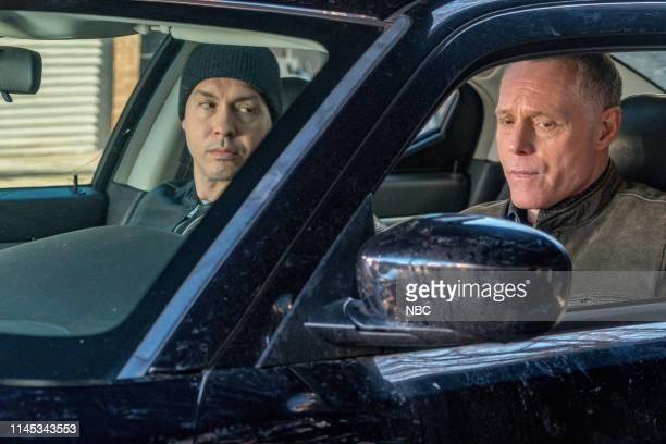 D Reckoning Episode 622 Pictured Jon Seda as Det Antonio Dawson Jason Beghe as Sgt Hank Voight
