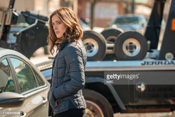 D Reckoning Episode 622 Pictured Marina Squerciati as Officer Kim Burgess