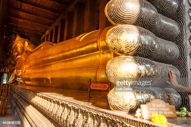 Reclining Buddha, Wat Pho temple