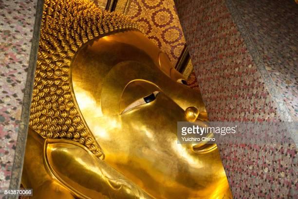 Reclining Buddha, Wat Po, Bangkok, Thailand