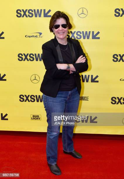 Recode Executive Editor Kara Swisher attends Christiane Amanpour on Sex Love Around the World during SXSW at Austin Convention Center on March 10...