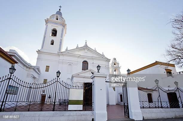 Recoleta Buenos Aires Church