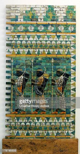 Reconstruction of the Ishtar Gates Babylon