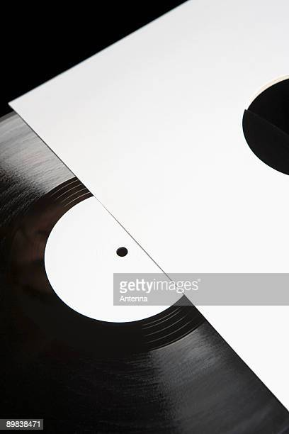 A record in a cover