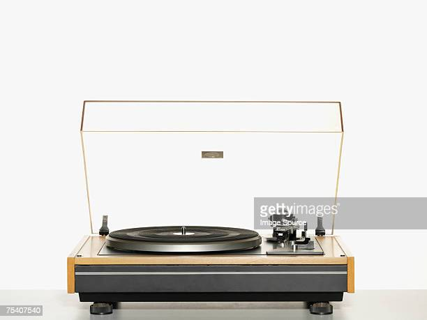 record player - deck stock pictures, royalty-free photos & images