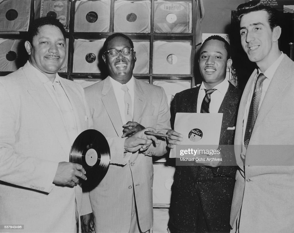 Dolphin's Of Hollywood Record Store : News Photo