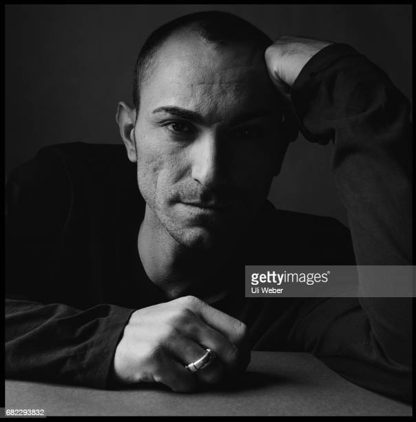 Record producer composer musician and DJ Robert Miles aka Roberto Concina is photographed on April 6 2001 in London England
