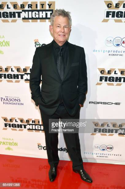Record producer David Foster attends Muhammad Ali's Celebrity Fight Night XXIII at the JW Marriott Desert Ridge Resort Spa on March 18 2017 in...