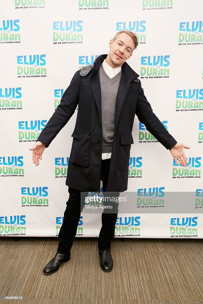 "Diplo Visits ""The Elvis Duran Z100 Morning Show"""