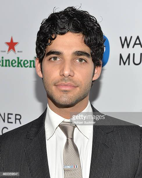 Record producer Freddy Wexler attends the Warner Music Group annual GRAMMY celebration on January 26 2014 in Los Angeles California