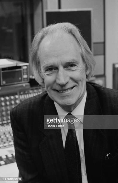 Record producer George Martin November 21st 1988