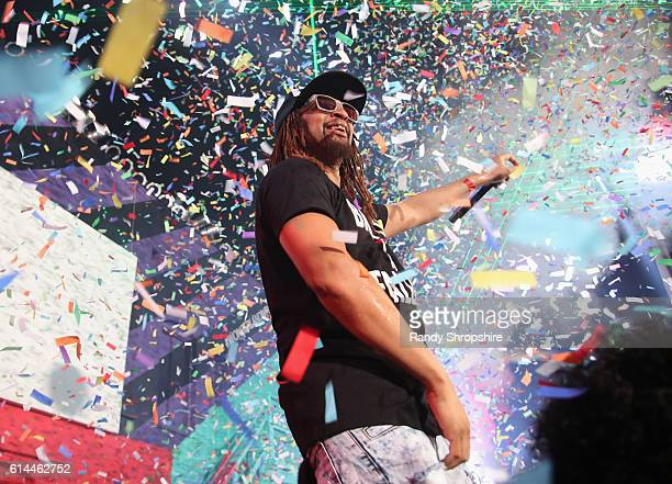 Record producer Lil Jon performs onstage during MTV's 'Wonderland' LIVE Show on October 13 2016 in Los Angeles California