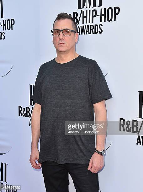 Record producer Mike Dean attends the 2015 BMI RB/Hip Hop Awards at Saban Theatre on August 28 2015 in Beverly Hills California