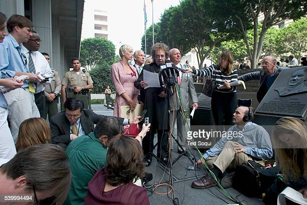 Record Producer Phil Spector was indicted today for the murder of movie actress and House of Blues hostess Lana Clarkson. Spector read a prepared...