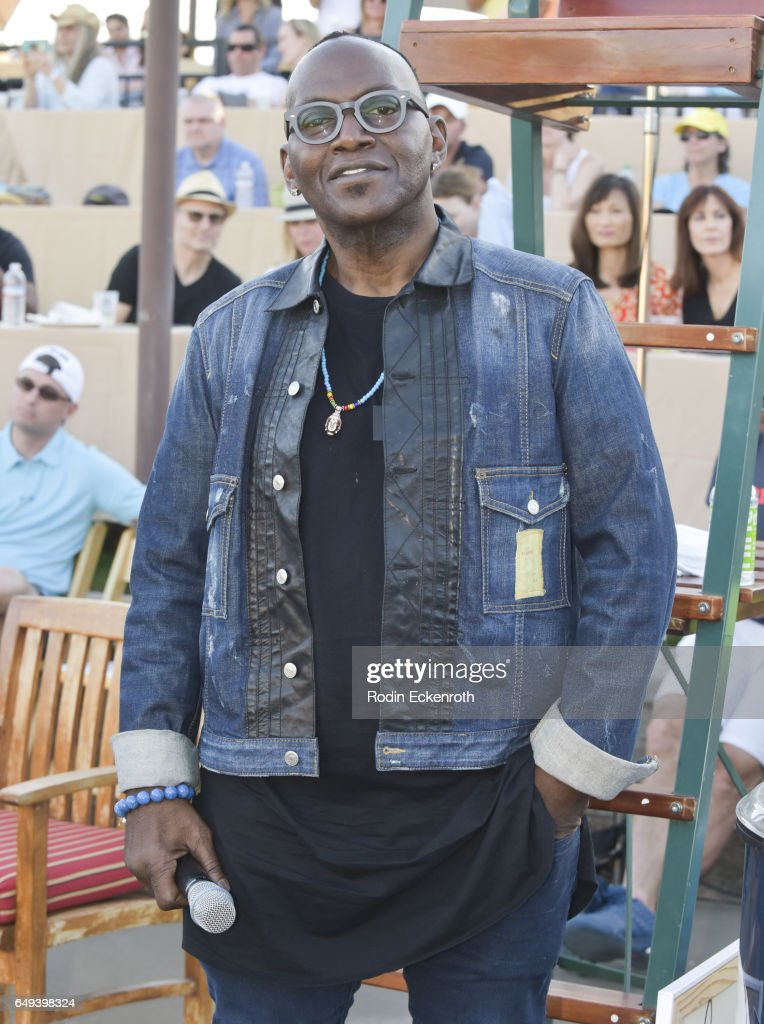 Record producer Randy Jackson attends 13th Annual Desert Smash benefitting St. Jude Children's Research Hospital on March 7, 2017 in Rancho Mirage, California.