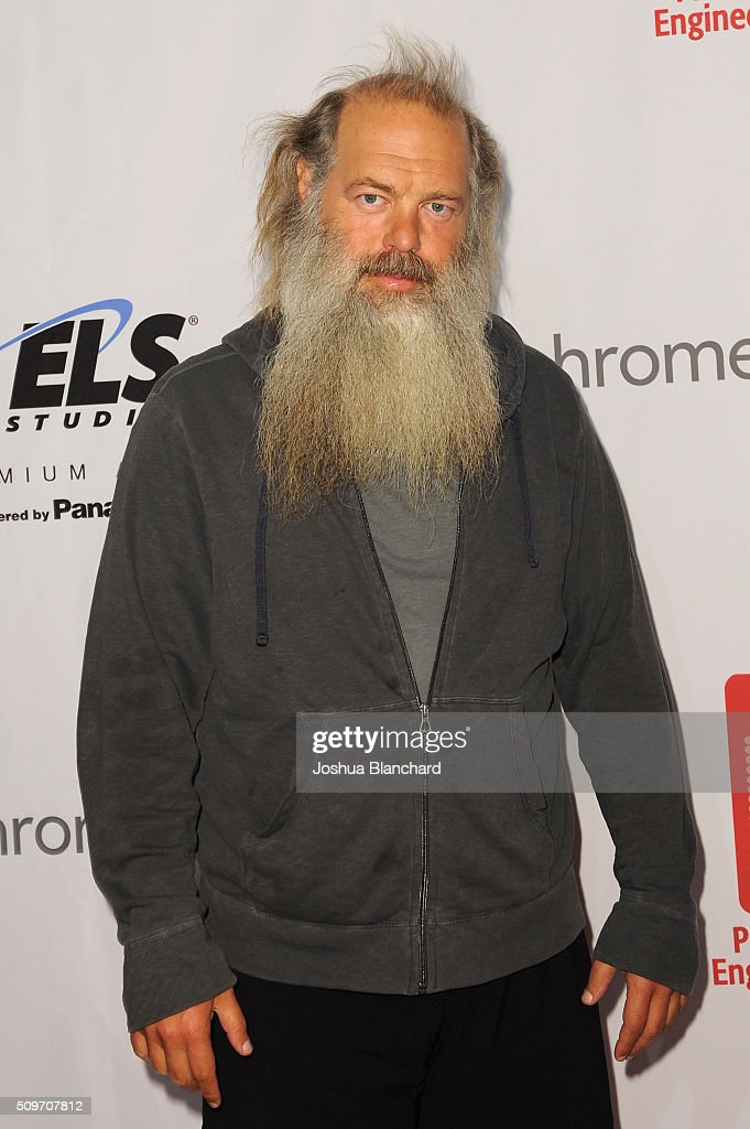 The Recording Academy Producers And Engineers Wing Presents 9th Annual GRAMMY Week Event Honoring Rick Rubin : News Photo