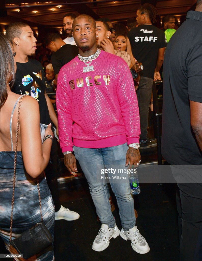 Record Producer Southside attends at the BET Hip Hop Awards