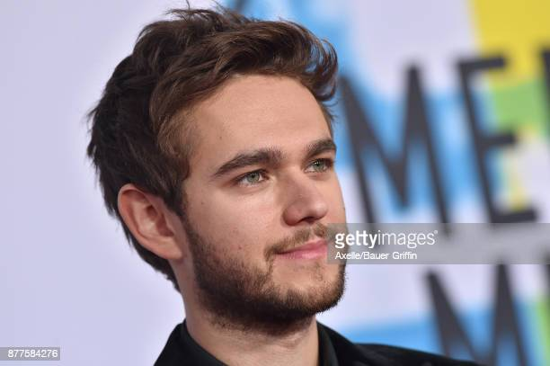 Record producer Zedd arrives at the 2017 American Music Awards at Microsoft Theater on November 19 2017 in Los Angeles California