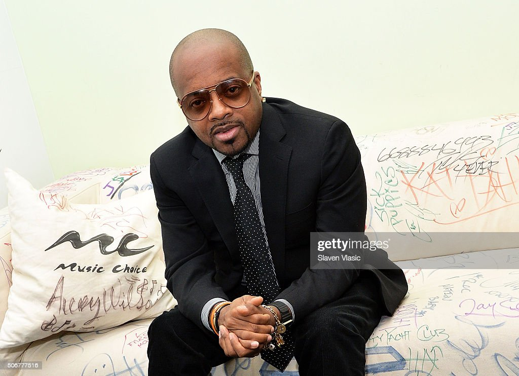 Jermaine Dupri Visits Music Choice