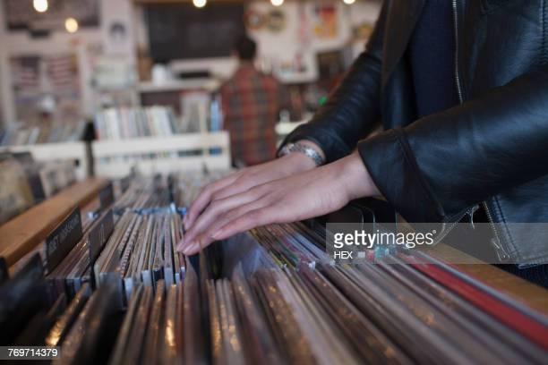 Record store.