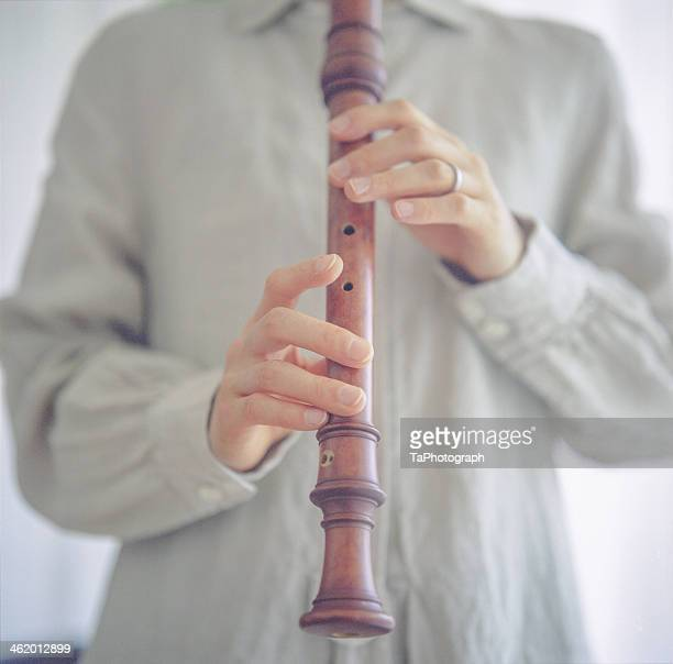 Recorder lesson