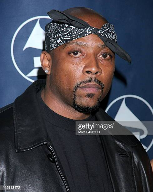Recording Academy Honors in Hollywood, United States on June 08, 2006 - Nate Dogg at the Grand Ballroom of Hollywood and Highland.