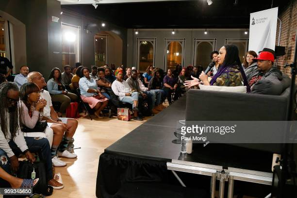 Recording Academy member attend the Vocal Health Clinic event hosted by The Recording Academy WDC Chapter and MusiCares at the National Union...