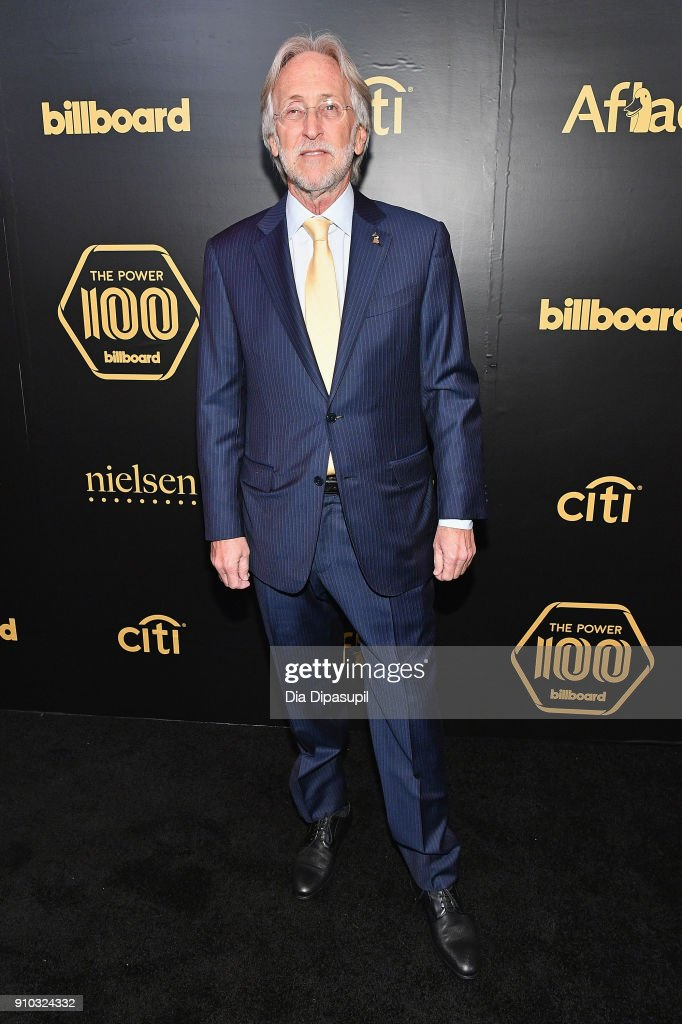 60th Annual GRAMMY Awards - Billboard Power 100 Event