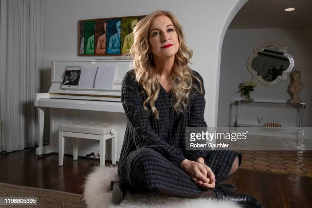 Recording Academy President Deborah Dugan is photographed for Los Angeles Times on January 10 2020 in Santa Monica California PUBLISHED IMAGE CREDIT...